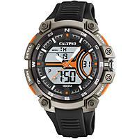 orologio digitale uomo Calypso Street Style K5779/5