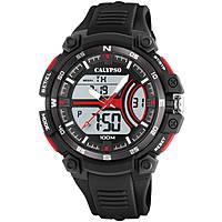orologio digitale uomo Calypso Street Style K5779/6