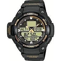 orologio digitale uomo Casio CASIO COLLECTION SGW-400-1B2VER