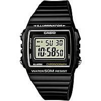 Orologio Digitale Uomo Casio Casio Collection W-215H-1AVEF