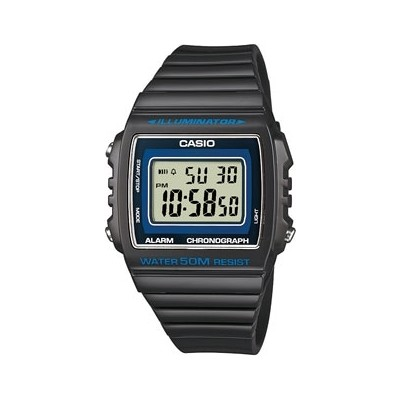 orologio digitale uomo Casio CASIO COLLECTION W-215H-8AVEF