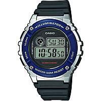 orologio digitale uomo Casio Casio Collection W-216H-2AVEF