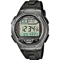 orologio digitale uomo Casio CASIO COLLECTION W-734-1AVEF