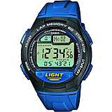 orologio digitale uomo Casio CASIO COLLECTION W-734-2AVEF