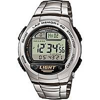 orologio digitale uomo Casio CASIO COLLECTION W-734D-1AVEF
