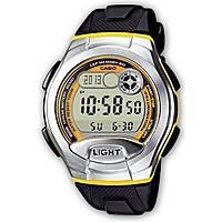 orologio digitale uomo Casio CASIO COLLECTION W-752-9BVES