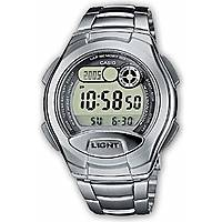 orologio digitale uomo Casio CASIO COLLECTION W-752D-1AVES