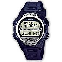 orologio digitale uomo Casio CASIO COLLECTION W-756-2AVES