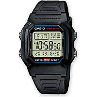 Orologio Digitale Uomo Casio Casio Collection W-800H-1AVES