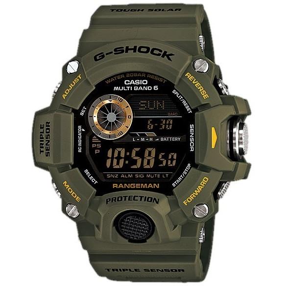 orologio digitale uomo Casio G-SHOCK GW-9400-3ER