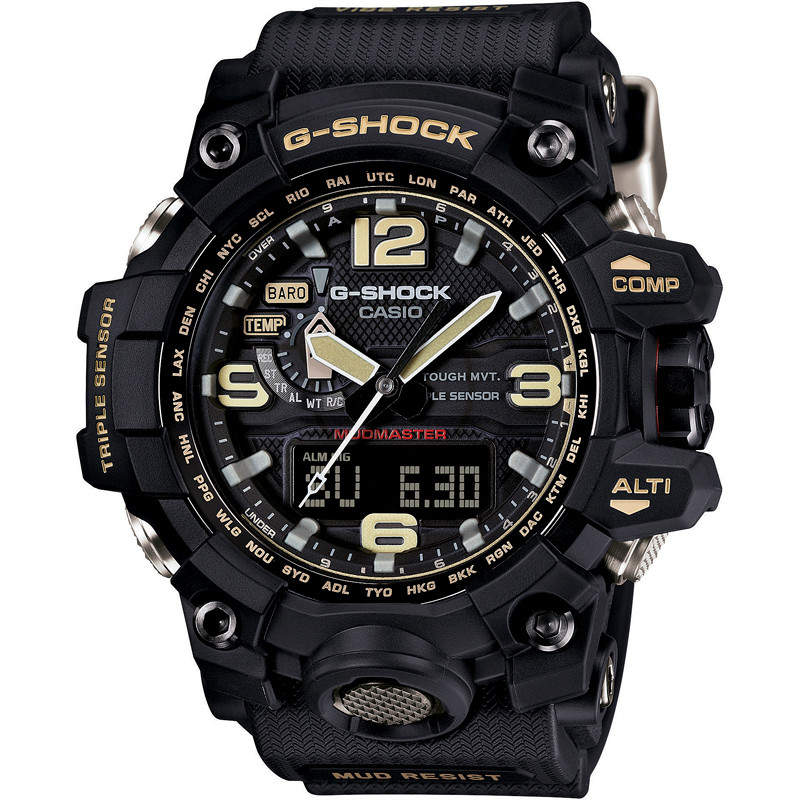 Orologio Digitale Uomo Casio G,Shock GWG,1000,1AER. zoom
