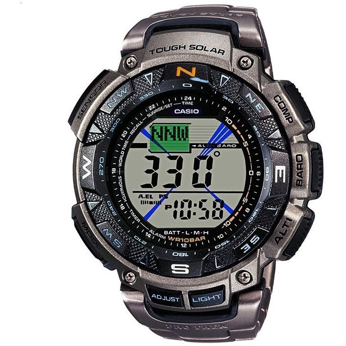 orologio digitale uomo Casio PRO-TREK PRG-240T-7ER