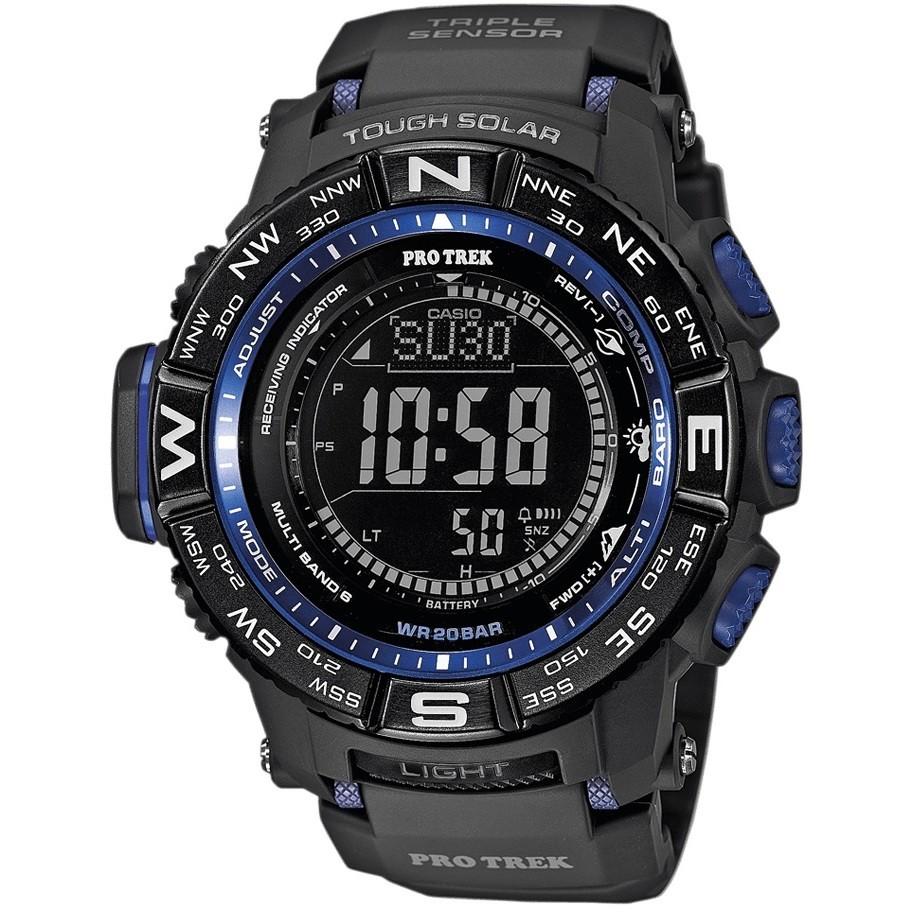orologio digitale uomo Casio PRO-TREK PRW-3500Y-1ER