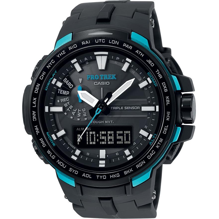 orologio digitale uomo Casio PRO-TREK PRW-6100Y-1AER