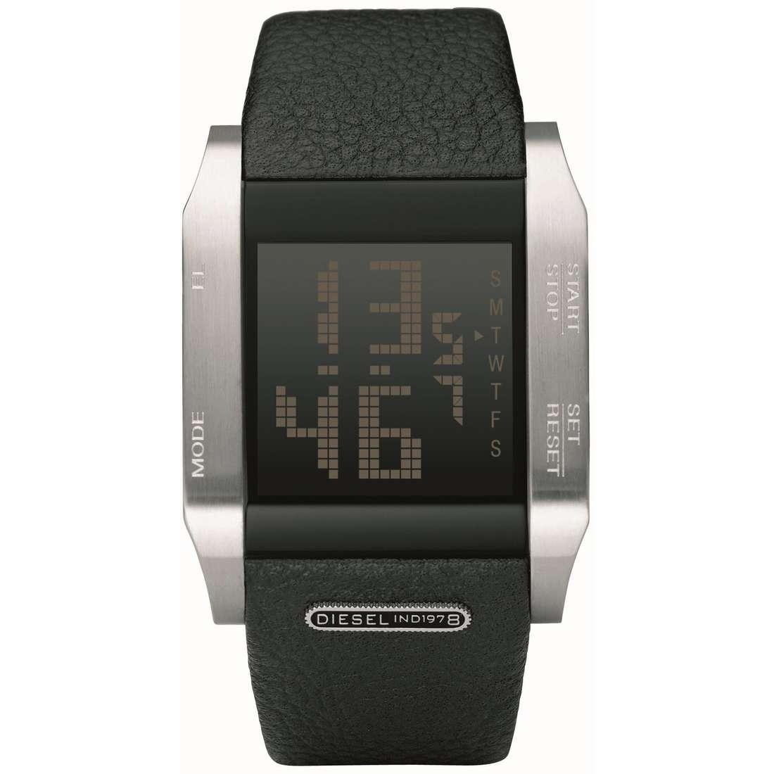 orologio digitale uomo Diesel DZ7076
