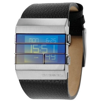 orologio digitale uomo Diesel DZ7117