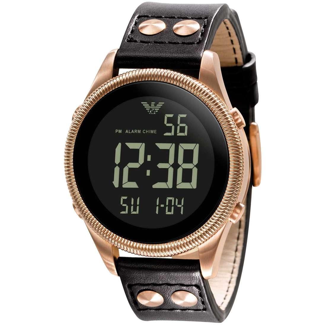 orologio digitale uomo Emporio Armani AR0639