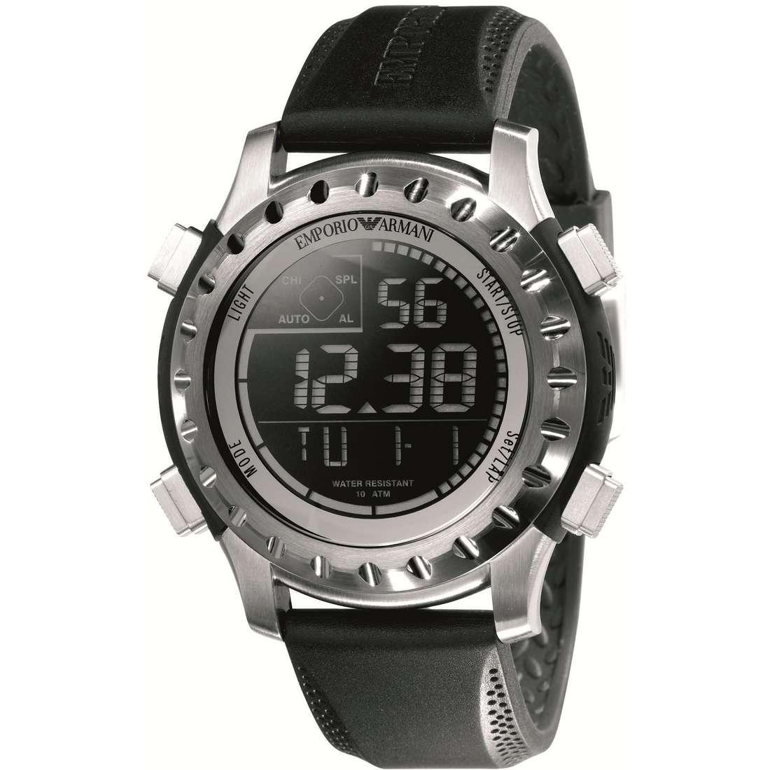 orologio digitale uomo Emporio Armani AR5852