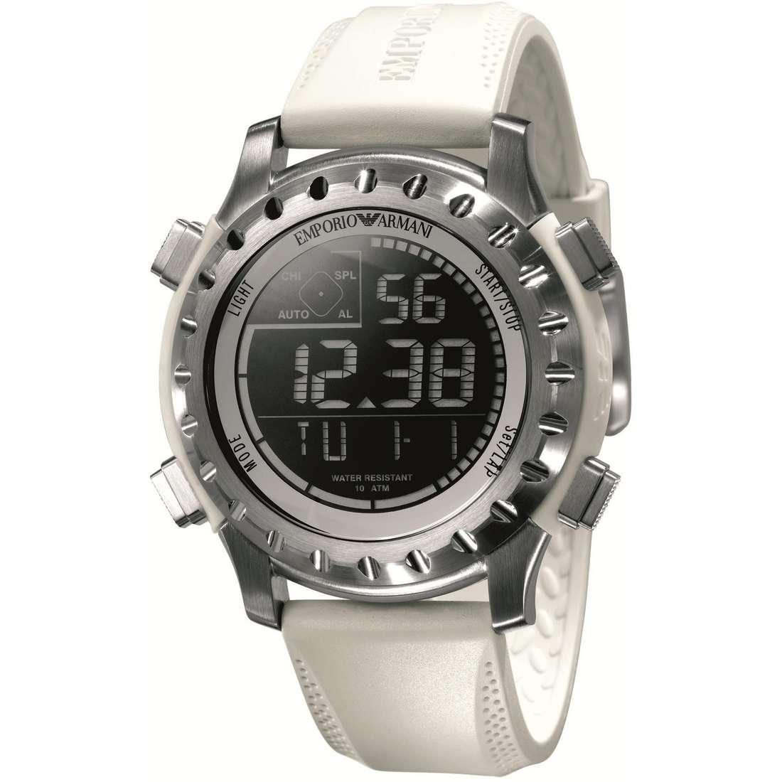 orologio digitale uomo Emporio Armani AR5853