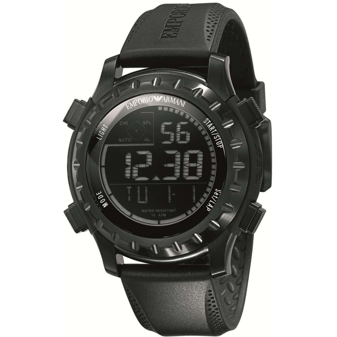 orologio digitale uomo Emporio Armani AR5854