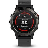 orologio digitale uomo Garmin Fenix 010-01688-00