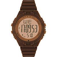 orologio digitale uomo Jack&co Raul JW0158M10