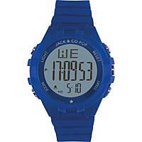 orologio digitale uomo Jack&co Raul JW0158M4