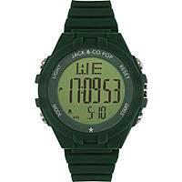 orologio digitale uomo Jack&co Raul JW0158M5
