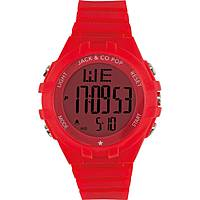 orologio digitale uomo Jack&co Raul JW0158M7
