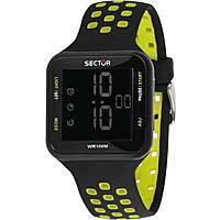 orologio digitale uomo Sector Ex-14 R3251509002