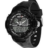 orologio digitale uomo Sector Ex-47 R3251508001
