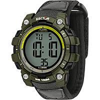 orologio digitale uomo Sector EX-77 R3251520003