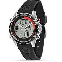 orologio digitale uomo Sector Master R3271615002