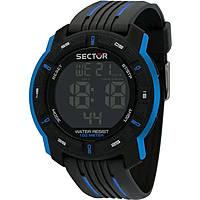 orologio digitale uomo Sector R3251570001