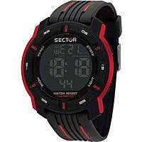 orologio digitale uomo Sector R3251570003