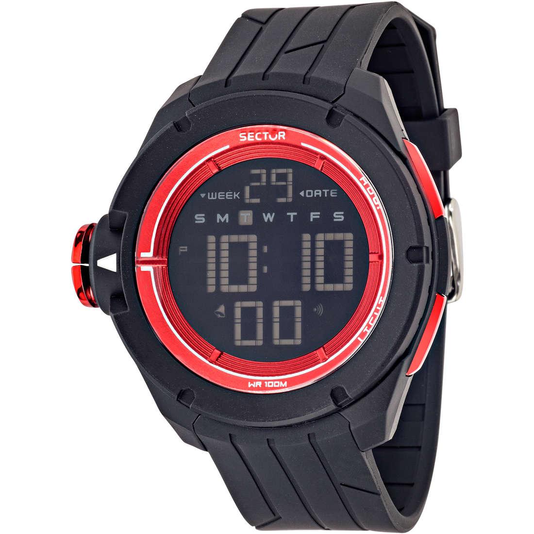 orologio digitale uomo Sector R3251589002
