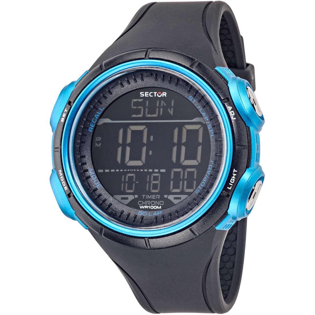 orologio digitale uomo Sector R3251590001