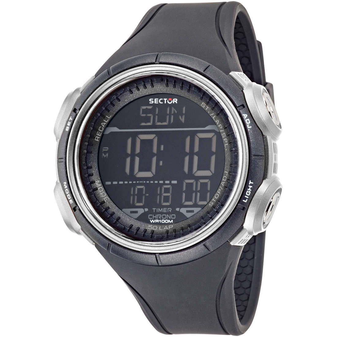 orologio digitale uomo Sector R3251590003