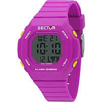 orologio digitale uomo Sector R3251599005