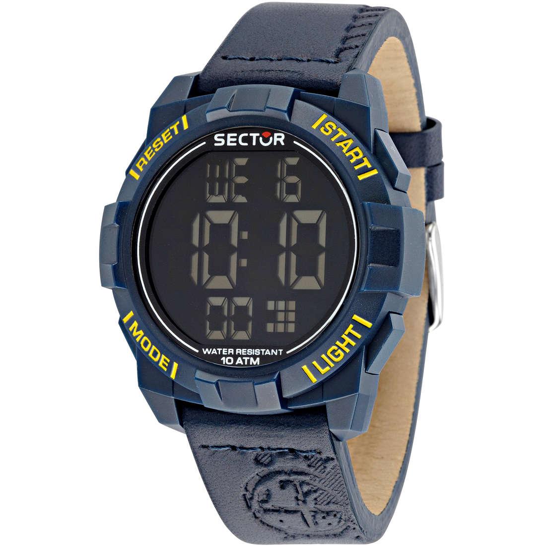 orologio digitale uomo Sector STREET DIGITAL R3251172050