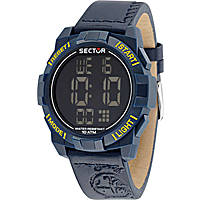 orologio digitale uomo Sector STREET DIGITAL R3251172050