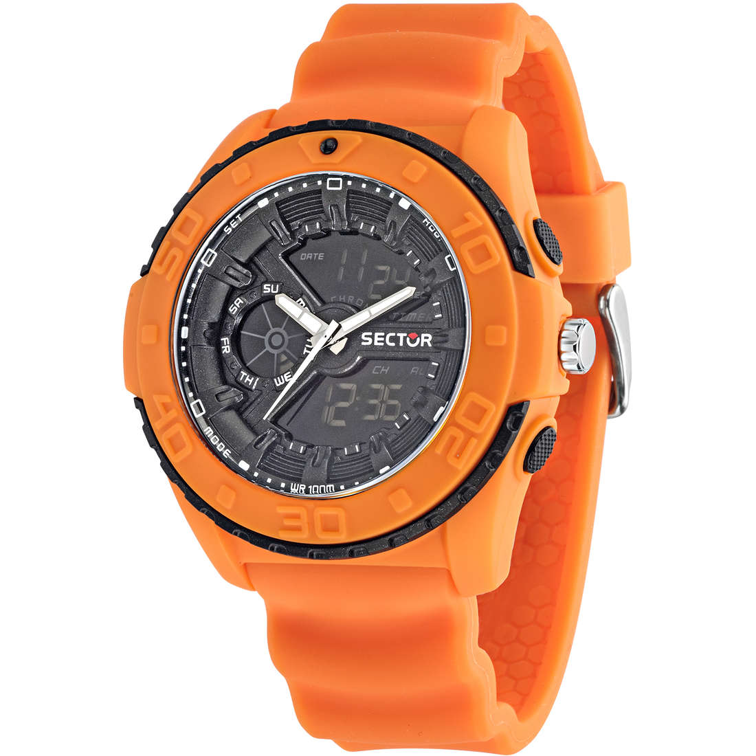 orologio digitale uomo Sector STREET DIGITAL R3251197039