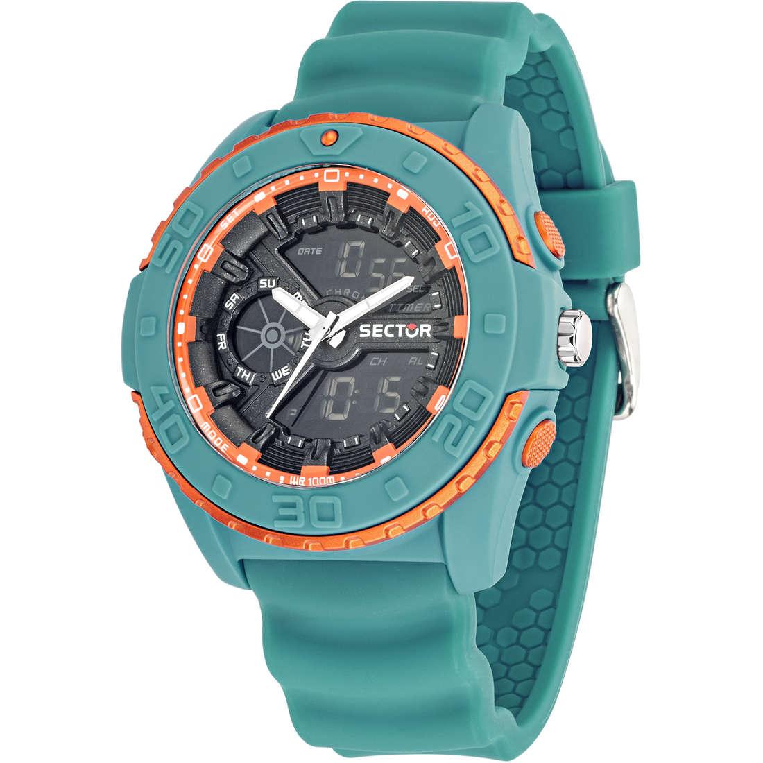 orologio digitale uomo Sector STREET DIGITAL R3251197040