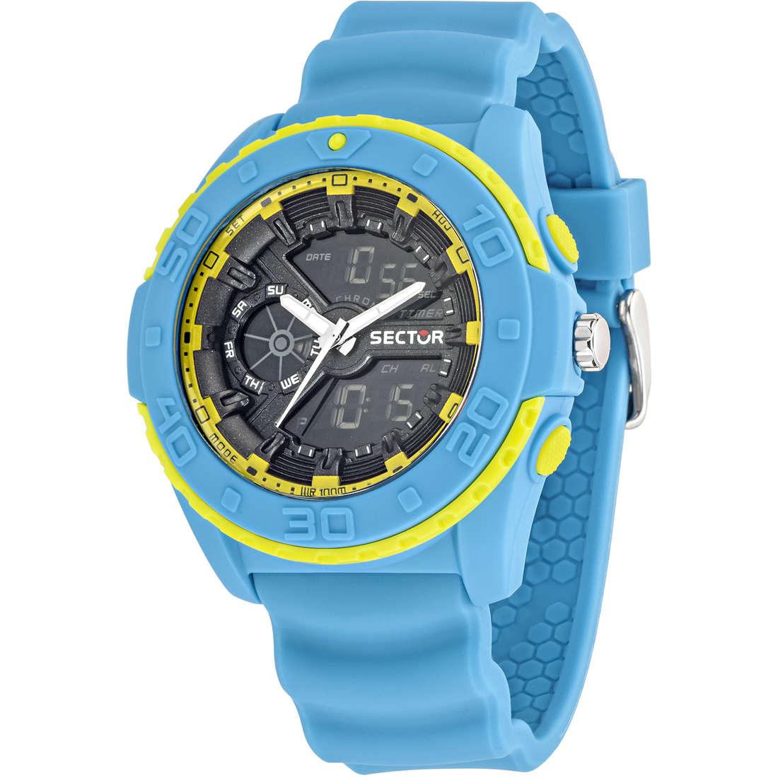 orologio digitale uomo Sector STREET DIGITAL R3251197041