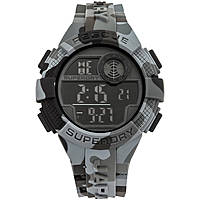 orologio digitale uomo Superdry Radar SYG193BE