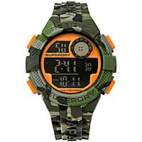 orologio digitale uomo Superdry Radar SYG193NO