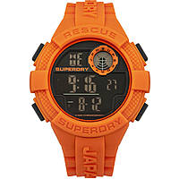 orologio digitale uomo Superdry Radar SYG193O