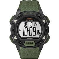 orologio digitale uomo Timex Base Shock TW4B09300