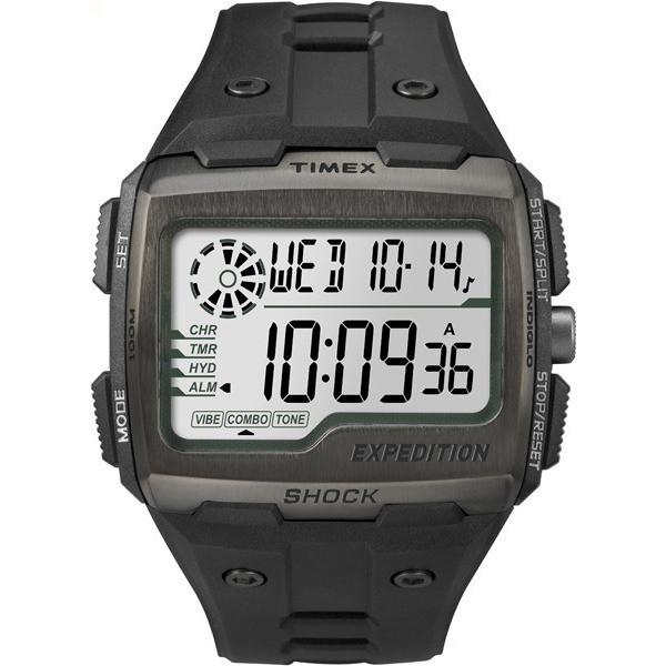 orologio digitale uomo Timex Grid Shock TW4B02500