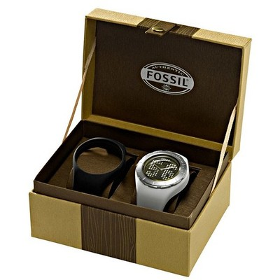 orologio dual time uomo Fossil JR1212